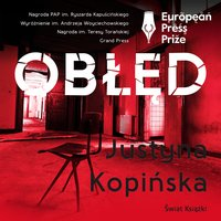 Obłęd - Justyna Kopińska - audiobook