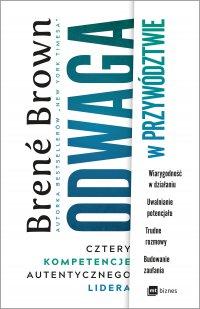 Odwaga w przywództwie - Brene Brown - audiobook