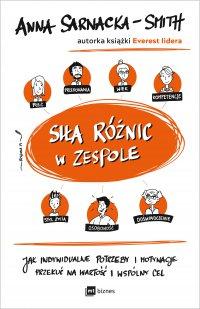 Siła różnic w zespole - Anna Sarnacka-Smith - audiobook