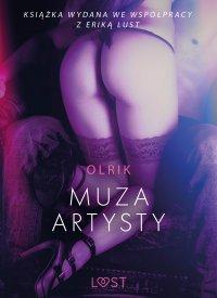 Muza artysty - opowiadanie erotyczne - Olrik - ebook
