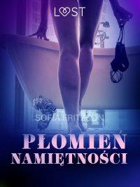 Płomień namiętności - Sofia Fritzson - ebook