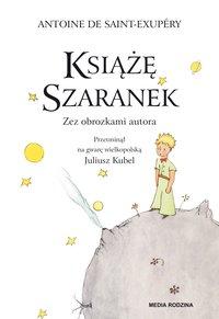 Książę Szaranek - Antoine de Saint-Exupery - ebook