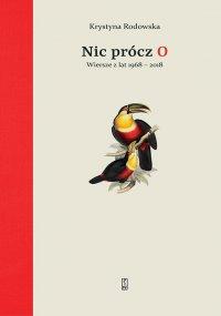 Nic prócz O - Krystyna Rodowska - ebook