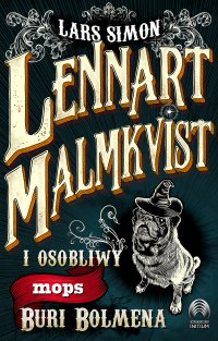 Lennart Malmkvist i osobliwy mops Buri Bolmena