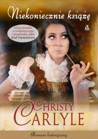Niekoniecznie książę - Christy Carlyle - ebook