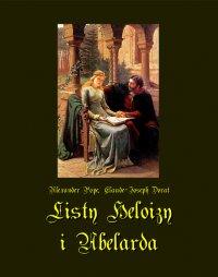 Listy Heloizy i Abelarda - Piotr Abelard - ebook