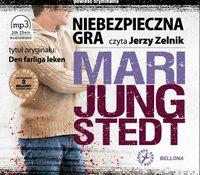 Niebezpieczna gra - Mari Jungstedt - audiobook