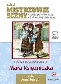 Mała księżniczka - Frances Hodgson Burnett - audiobook