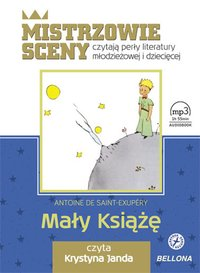 Mały książę - Antoine De Saint-Exupery - audiobook