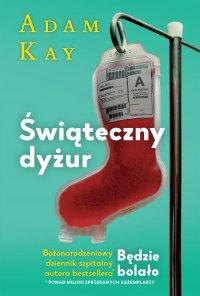 Świąteczny dyżur - Adam Kay - ebook
