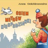 Osiem metrów niespodzianki - Anna Onichimowska - audiobook