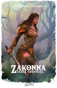 Zakonna - Małgorzata Lisińska - ebook