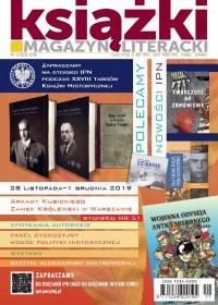 Magazyn Literacki Książki 11/2019 - Opracowanie zbiorowe - eprasa