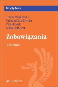 Zobowiązania. Wydanie 3 - Teresa Mróz - ebook