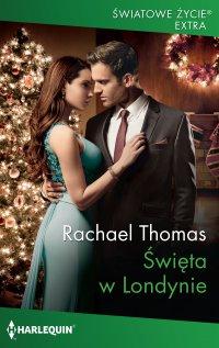 Święta w Londynie - Rachael Thomas - ebook