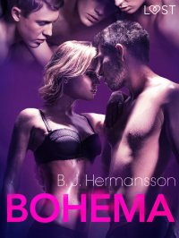 Bohema - B. J. Hermansson - ebook