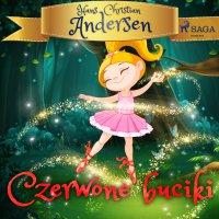 Czerwone buciki - Hans Christian Andersen - audiobook