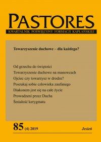 Pastores 85 (4) 2019 - Opracowanie zbiorowe - eprasa