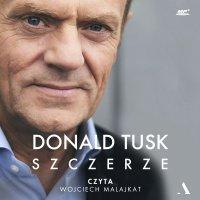 Szczerze - Donald Tusk - audiobook
