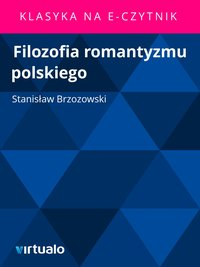 Filozofia romantyzmu polskiego