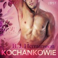 Kochankowie - B. J. Hermansson - audiobook