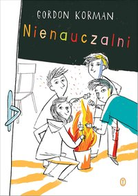 Nienauczalni - Gordon Korman - ebook