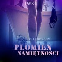 Płomień namiętności - Sofia Fritzson - audiobook