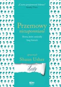 Przemowy niezapomniane - Shaun Usher - ebook