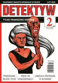 Detektyw 2/2020 - Opracowanie zbiorowe - audiobook