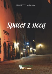 Spacer z nocą - Ernest T. Misiuna - ebook