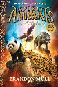 Spirit Animals. Opowieści zwierzoduchów - Brandon Mull - ebook