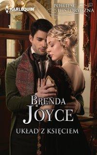 Układ z księciem - Brenda Joyce - ebook