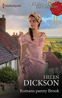 Romans panny Brook - Helen Dickson - ebook