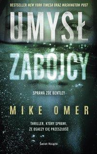 Umysł zabójcy - Mike Omer - ebook