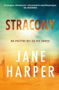 Stracony - Jane Harper - ebook