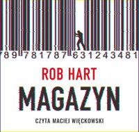 Magazyn - Rob Hart - audiobook