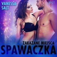 Zakazane miejsca: Spawaczka - Vanessa Salt - audiobook