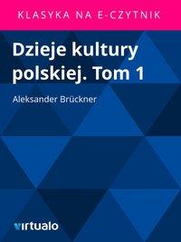 Dzieje kultury polskiej. Tom 1