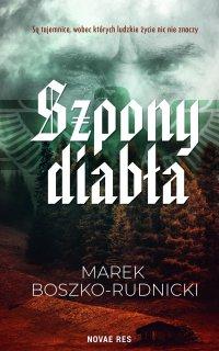 Szpony diabła - Marek Boszko-Rudnicki - ebook