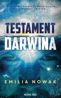 Testament Darwina - Emilia Nowak - ebook
