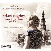 Sekret rodziny Von Graffów - Bożena Gałczyńska-Szurek - audiobook