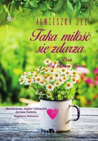 Taka miłość się zdarza - Agnieszka Jeż - ebook