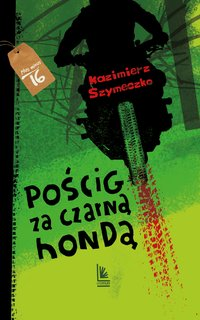 Pościg za czarną hondą - Kazimierz Szymeczko - ebook