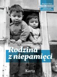 Rodzina z niepamięci - Zbigniew Gluza - ebook
