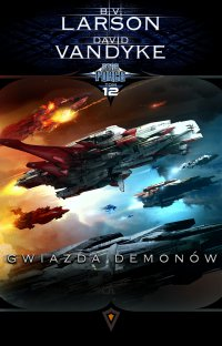 Star Force. Tom 12. Gwiazda Demonów - B.V. Larson - ebook