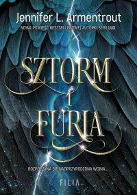 Sztorm i Furia - Jennifer L. Armentrout - ebook