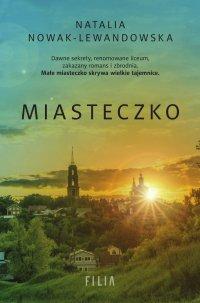 Miasteczko - Natalia Nowak-Lewandowska - ebook