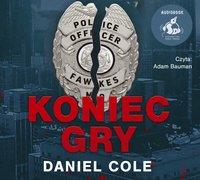 Koniec gry - Daniel Cole - audiobook