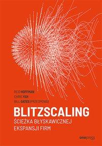 Blitzscaling. Ścieżka błyskawicznej ekspansji firm - Reid Hoffman - ebook