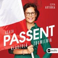 Klauzula zdumienia - Agata Passent - audiobook